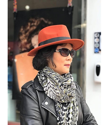 Sombrero tipo vaquero