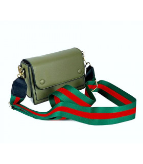Multicolored removable handle for bags