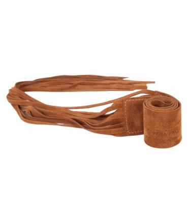 Cinturones con flecos