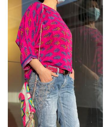 Handmade Bohemian blouse Mixed pack