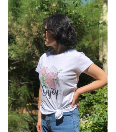 Camiseta de algodón Surtidas