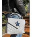 Padded Crossbag with star