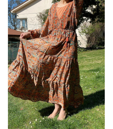 Indian style Ethnic Dress