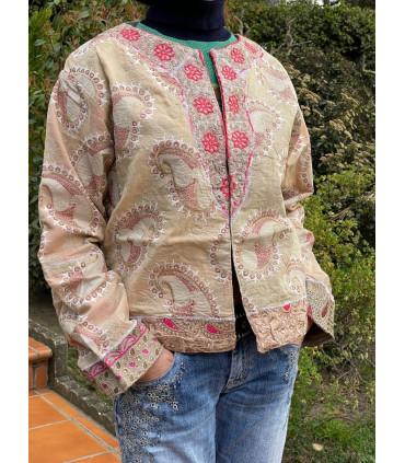 Handmade ethnic jacket