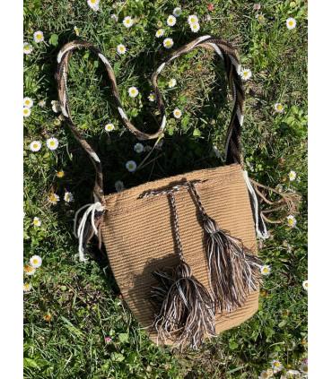 Wayuu type handmade MEDIUM bag