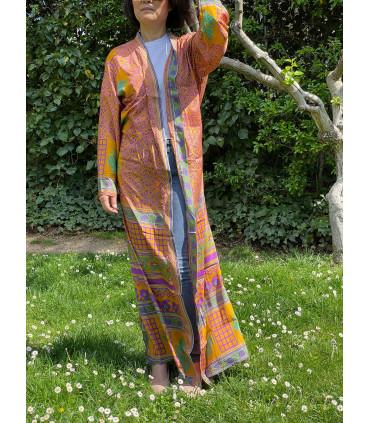 Ethnic boho chick Kimono