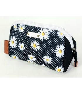 Synthetic toiletry bag