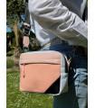 Synthetic Tricolour Fanny bag