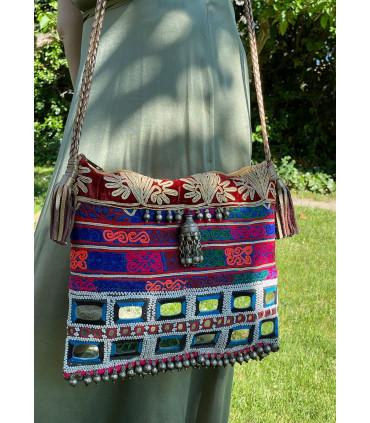 Banjara Ethnic cloth colourful bag