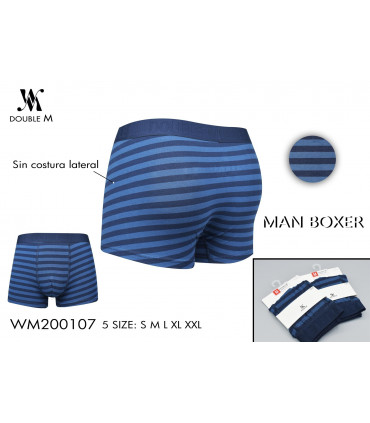 Side Seamless Boxer Briefs