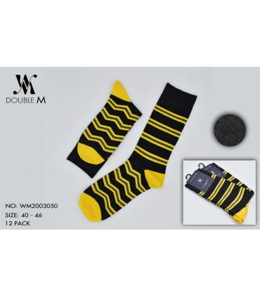 Long socks for daily use for men