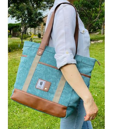 Cotton Cloth Shopper Bag