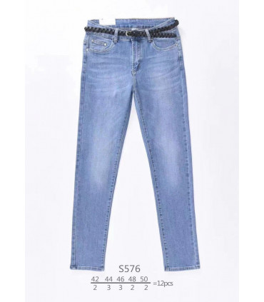 Pantalón vaquero para mujer