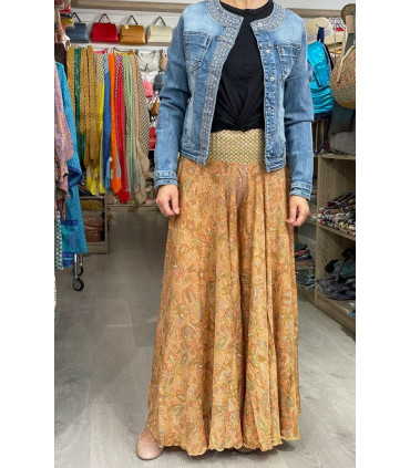 Indian Style wide leg pants