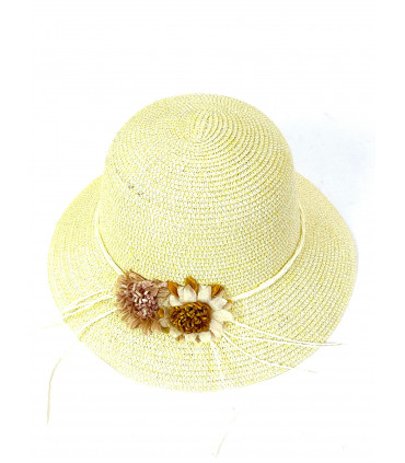 Paper Straw hat for women