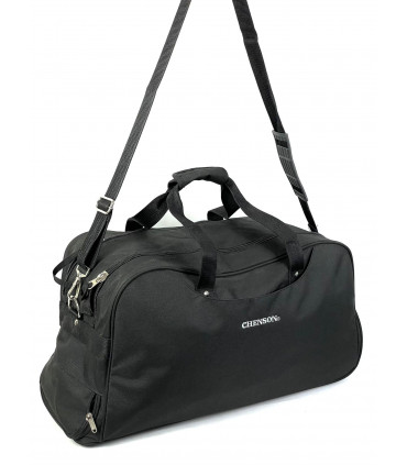 Travel or sports bag with wheels