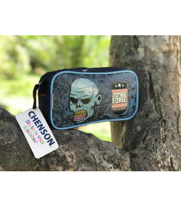 Estuche lapicero zombie