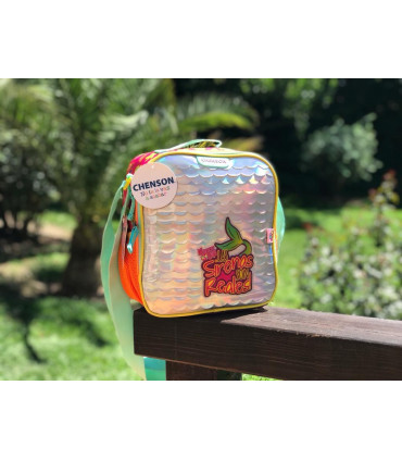 """""""Mermaid"""" Insulated Lunch bag"""