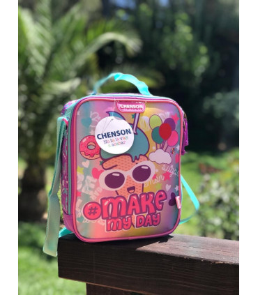 """""""Ice-Cream"""" Insulated Lunch bag"""