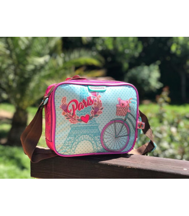 """""""Paris"""" Insulated Lunch bag"""