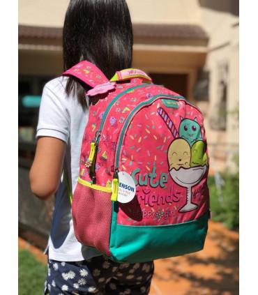 """Cute Friends"" School Backpack"