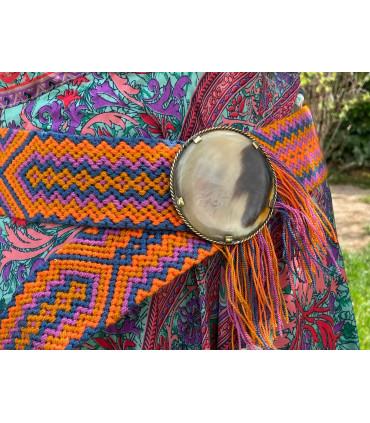 Wayuu handmade belt