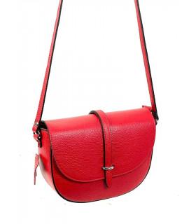 Halfmoon Leather crossbag