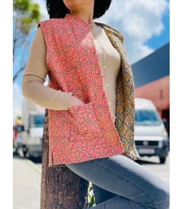 Bohemian handmade ethnic vest