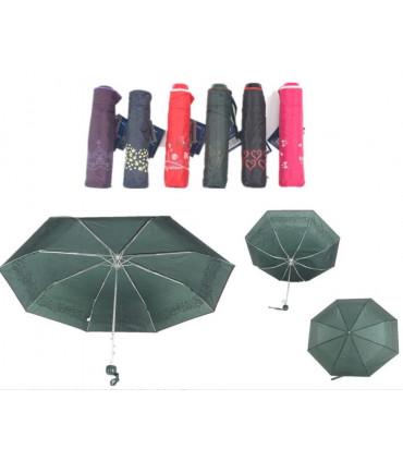 Short Multicolor Umbrella