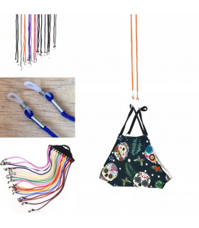 Mask Cords pack of 10 pcs