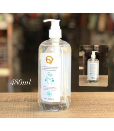 Hydroalcolic sanitizing gel 480 ML